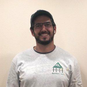 Picture of Pedro Hidalgo, H & H Builders lead carpenter